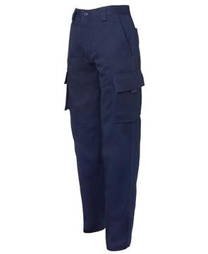 Ladies Multi Pocket Pant Navy
