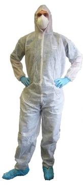 SureShield Polypropylene Coveralls