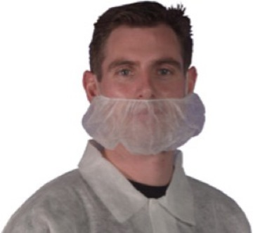 Beard Cover Double Loop