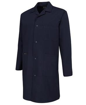 Dust Coat Poly Cotton Navy