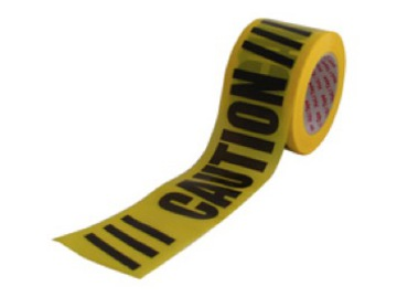 Caution Barrier Tape 300m