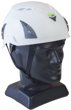 Helmet, Qtech, Industrial Safety- Select Colour