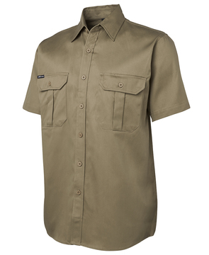 Work Shirt 190gsm Khaki