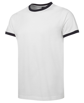 Ringer Tee - Select Colour