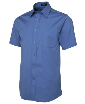 JB's Urban Poplin Shirt French Blue