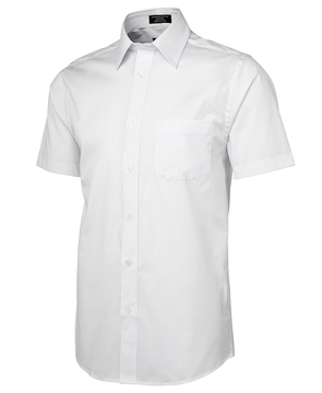 JB's Urban Poplin Shirt White