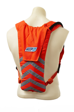 Thorzt Hydration Backpack Hi Vis Orange