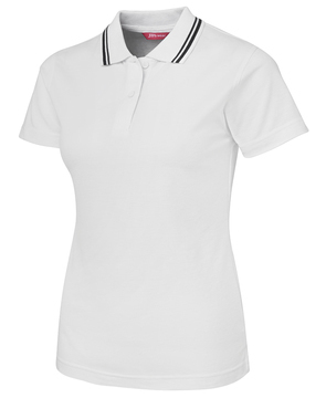 Ladies Fine Knit Polo - Select Colour