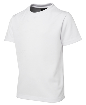 Fit Poly Tee Kids & Adults - Select Colour