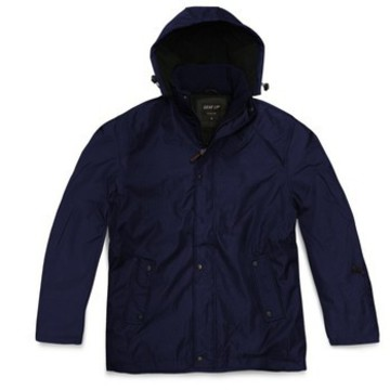 Trek Jacket Navy