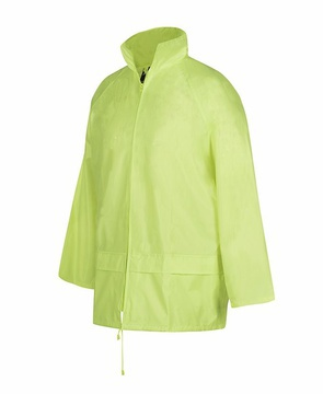 Bagged Rain Jacket Pant Set - Select Colour