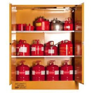 Flammable Liquid Storage Cabinet - 250L Oversize