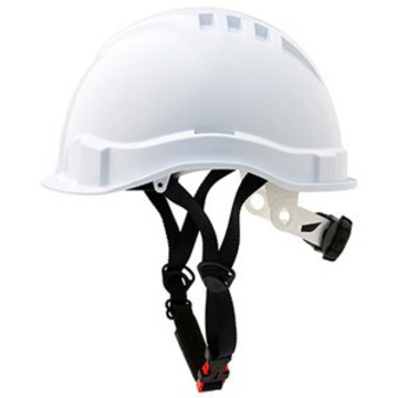 Hard Hat Vented Micro Peak White