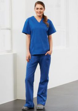 Ladies Classic Scrub Top - Select Colour