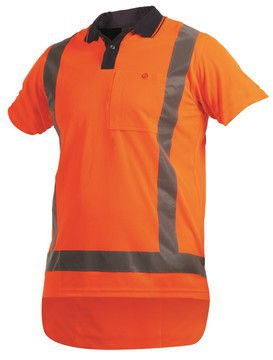 Protex Microfibre TTMC-W S/S Polo Orange