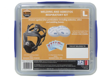 STS Full Face Welding & Asbestos Respiratory Kit