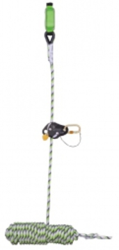 Temporary Vertical Anchor Line System 30m