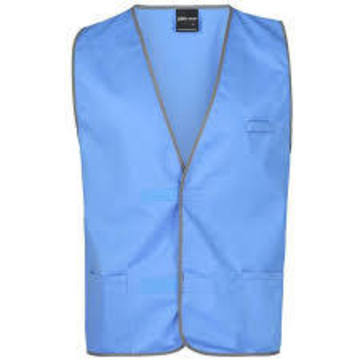 Daytime Fluro Vest Light Blue