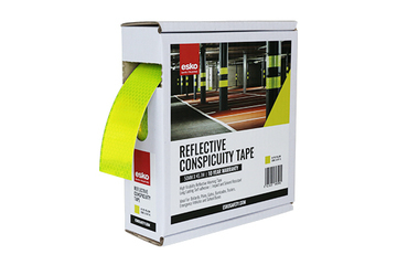 Conspicuity Tape Hi Vis -Select Colour