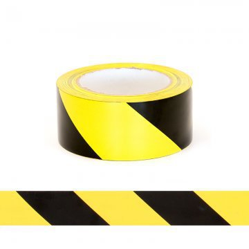 Floor Aisle Tape 50mm X 33m - Select Colour