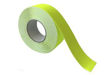Grit Tape Fluoro Yellow 50mm X 18m