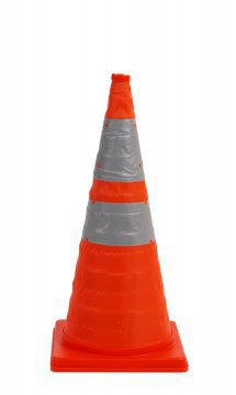 Collapsible Cone 700mm With Carry Bag