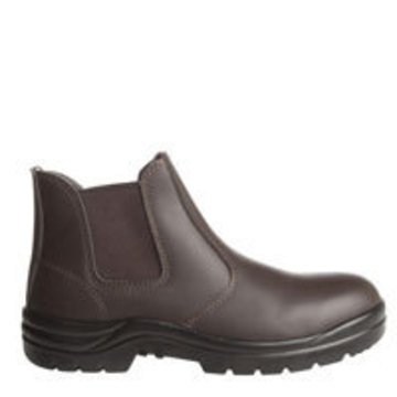 Traditional Soft Toe Elastic Sided Boot - Select Colour