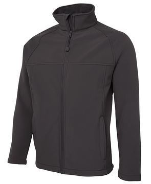 Mens Layer Softshell Jacket Black