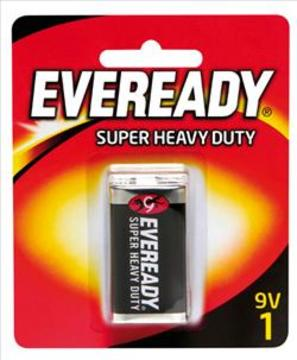 Eveready Gold 9v (1pk)