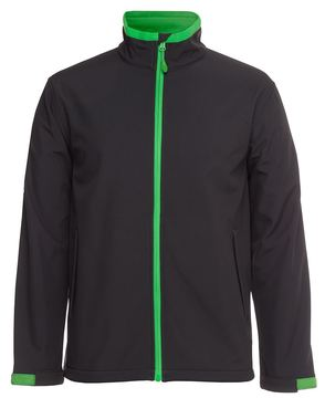 Podium Water Resistant Softshell Jacket- Select Colour