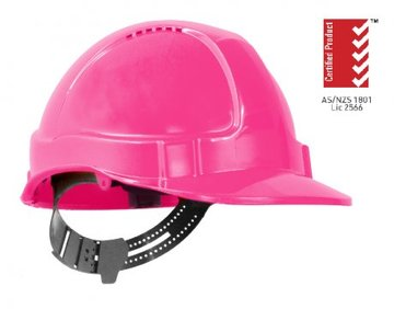 Tuff-Nut Vented Pinlock Hardhat- Select Colour