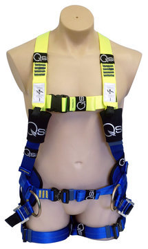 Premium Y TECH Pro Tower Harness