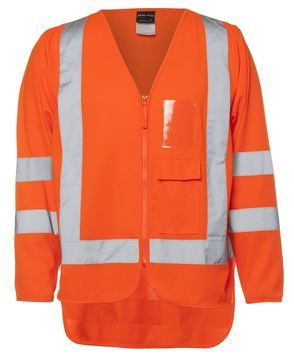 Hi Vis Day Night Jacket Orange