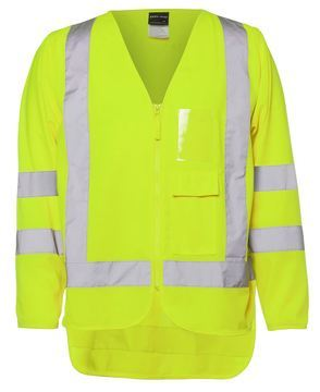 Hi Vis Day Night Jacket Lime