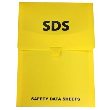SDS Soft Pouch Wall Holder – Yellow