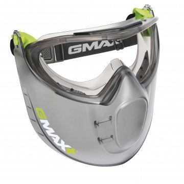 Gmax Vented Goggle Faceshield Clear