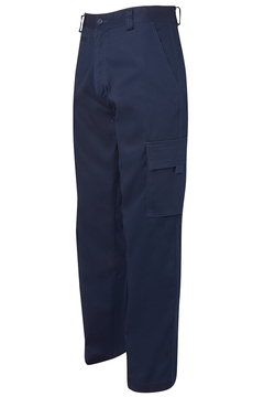 Light Multi Pocket Pant Navy