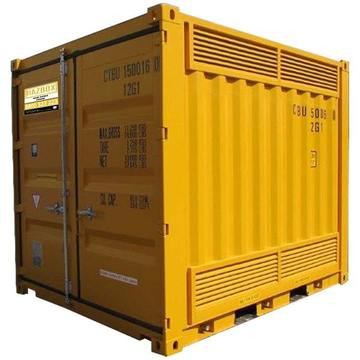 HAZBOX Outdoor Hazardous Goods Storage Container - 10FT