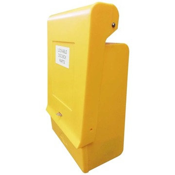 SDS Outdoor Lockable Document Box