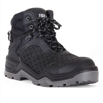 Cyclonic Waterproof Safety Boot Black