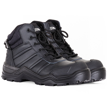 Quantum Sole Safety Boot Black