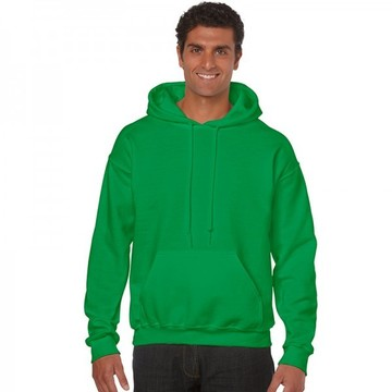 Classic Fit Adult Contrast Hooded Sweatshirt