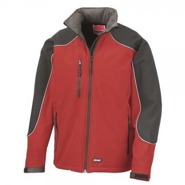Ice Fell Hooded Jacket Softshell